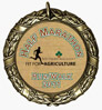 1 Day Custom Running Medal