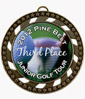 Custom Golf Medal 1 Day