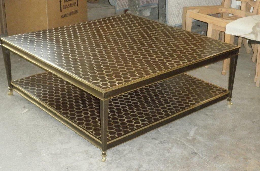 Bronze Custom Furnishings Manufacturing Reproduction