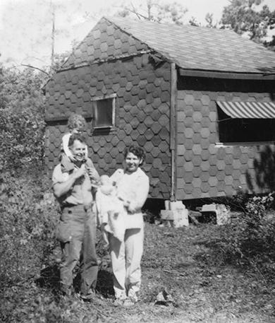 The Searls Wanigan, 1949