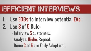 Keys to Efficient & Effective Interviews