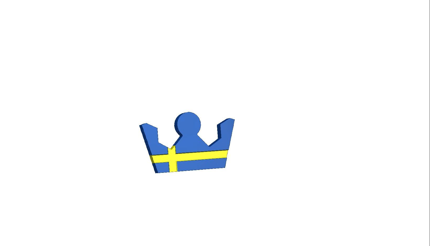 Think: Swedish Krona Badges