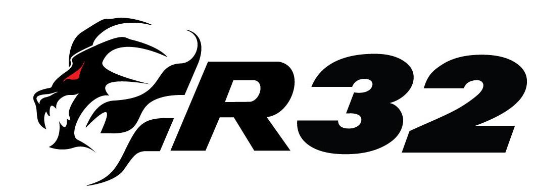 Project: Custom VW R32 Badge