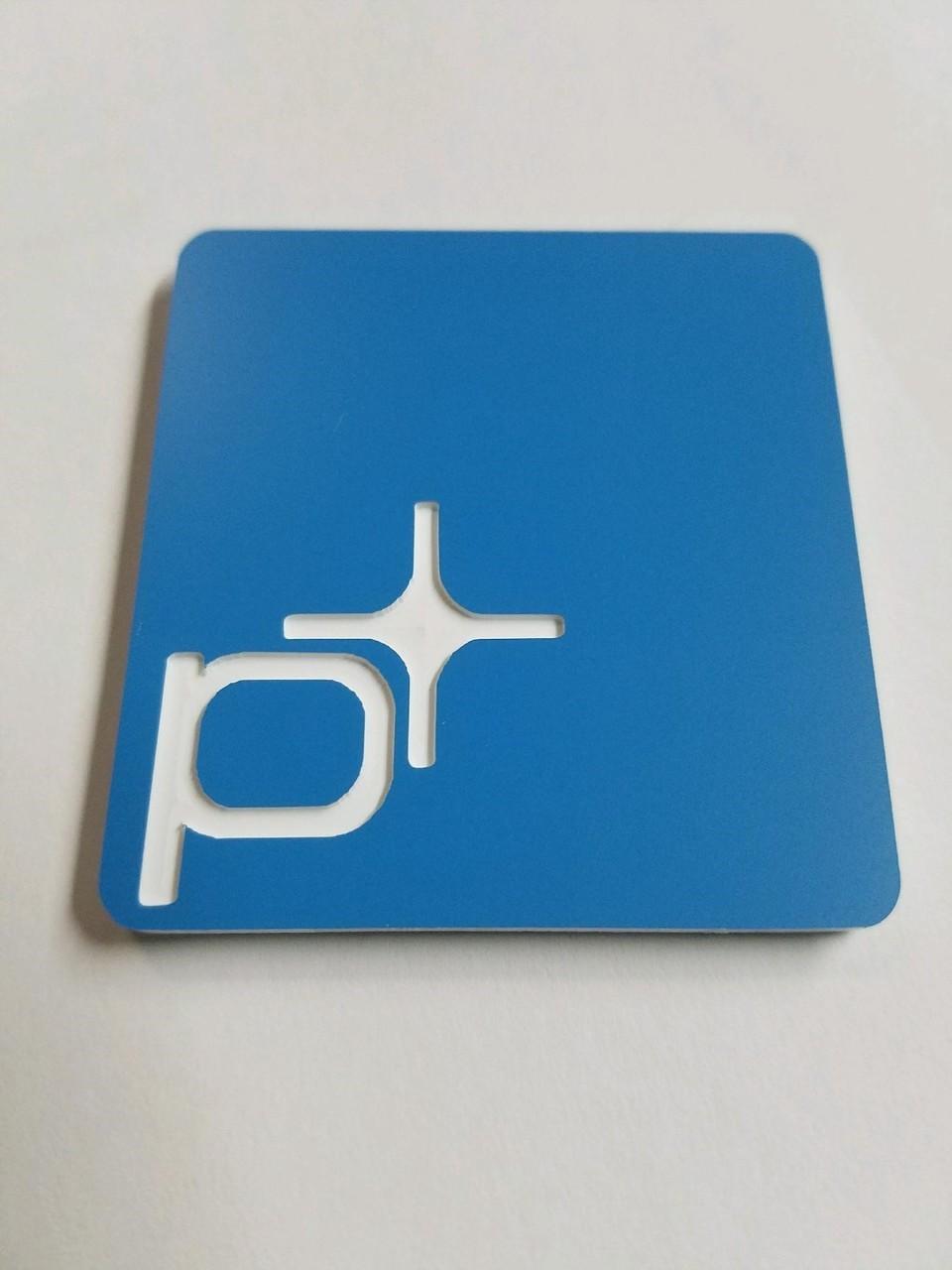 P* Volvo Badges