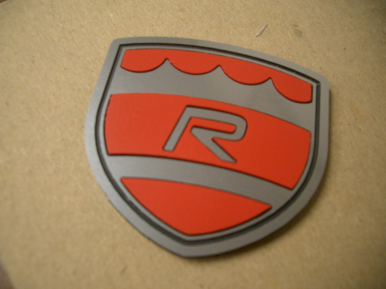 Volvo Shield Badges