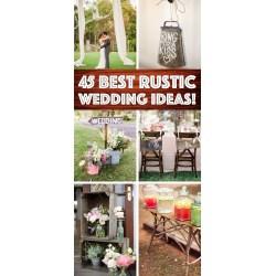 Small Crop Of Rustic Wedding Decor