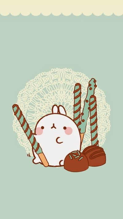 Molang Mobile Wallpapers | Cute Kawaii Resources