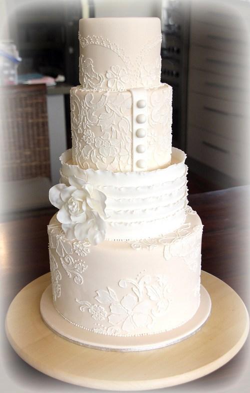Medium Of Star Wars Wedding Cake