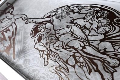 Cutteristic - Michelangelo Creation of Adam 5
