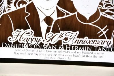 Cutteristic - Wedding Anniversary Daniel Podiman Hermin Tanto 4