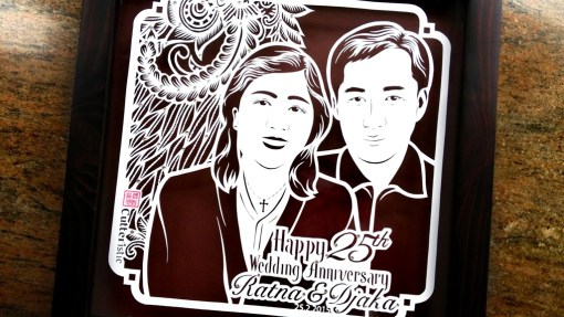 Cutteristic - Wedding Batik Ratna Djaka 1