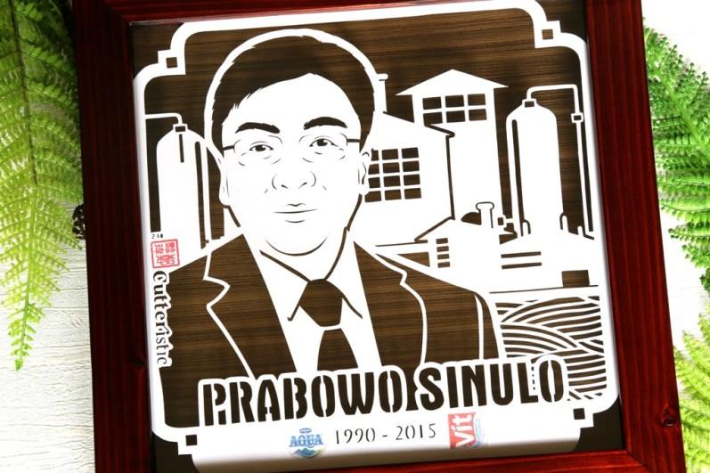 Cutteristic - Farewell Danone Aqua, Prabowo Sinulo 2