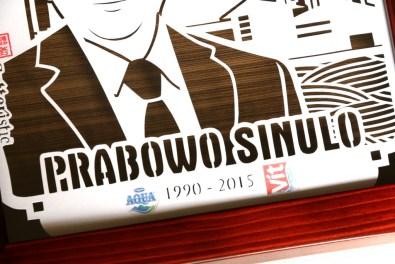 Cutteristic - Farewell Danone Aqua, Prabowo Sinulo 5