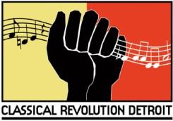 Classical Revolution Detroit logo