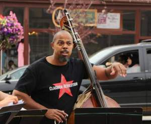 Rick Robinson takes classical to street level