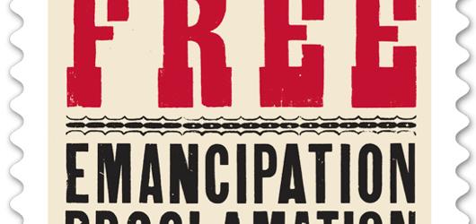emancipation stamp