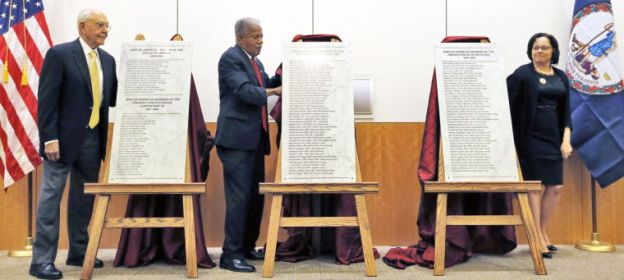Black Virginians Honored in Richmond