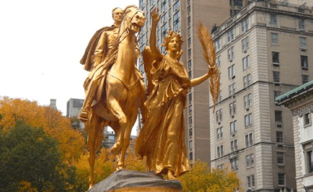 William T. Sherman Monument