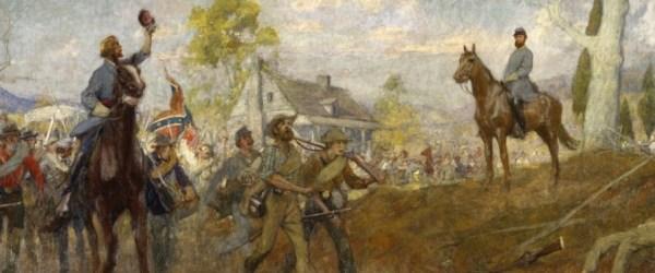 Confederates on March