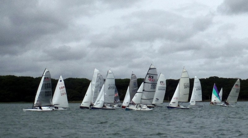 Chichester Yacht Club win Bass Cup !