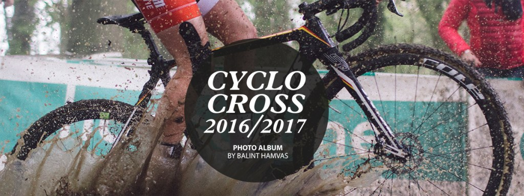 The Kickstarter Campaign for the 16/17 Cyclocross Album