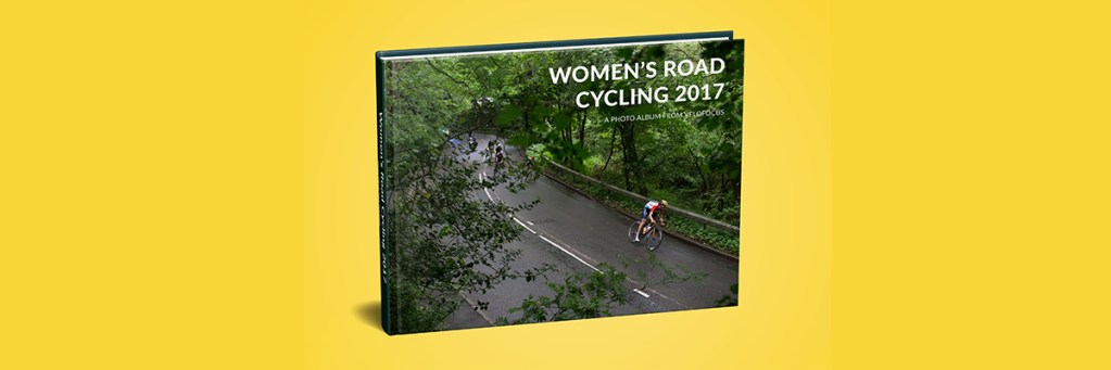 Support the 2017 Women's Road Cycling Album