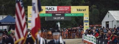 2018 Cyclocross World Cup #2 – Jinglecross, Iowa City