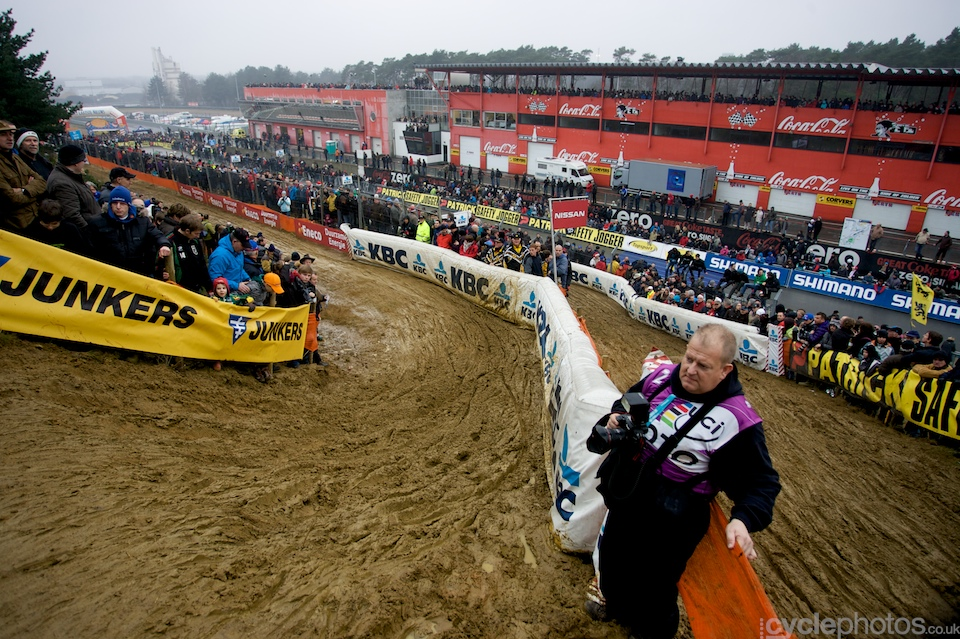 As always, the Heusden-Zolder race attracted a massive crowd and the created an amazing atmosphere.