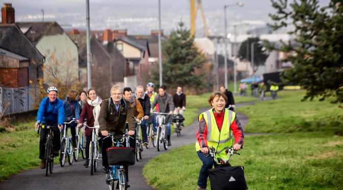 First results of the CHIPS survey on barriers to cycling