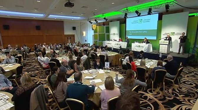 Citizens' Assembly on climate change