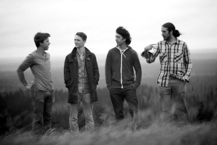 Cy - Band photo