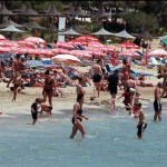 Tourism up 6.0 per cent between January and July