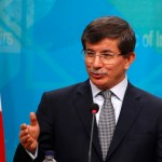 Davutoglu visit raises hopes of thaw with Armenia