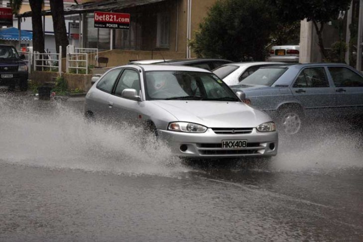Public urged to brace for stormy weather