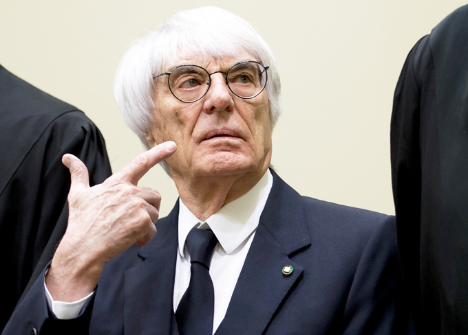Ecclestone trial begins in Germany