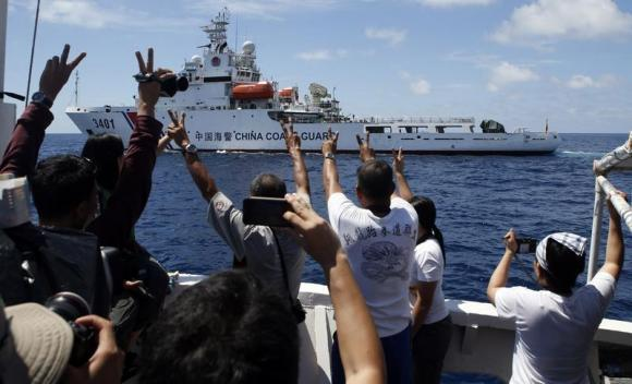 China defends its legitimate South China Sea rights