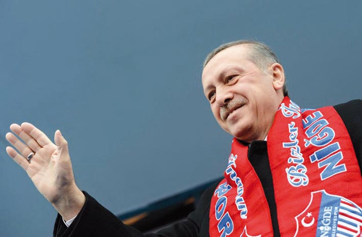 Turkey's Erdogan offers condolences for 1915 Armenia killings