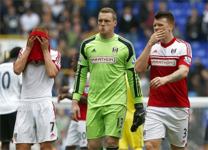 Cardiff, Fulham fail to ease relegation fears