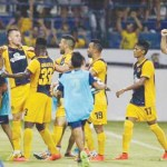 Joy: AEL stunned Russian giants Zenit St Petersburg in the first leg of their Champions League 3rd qualifying round tie