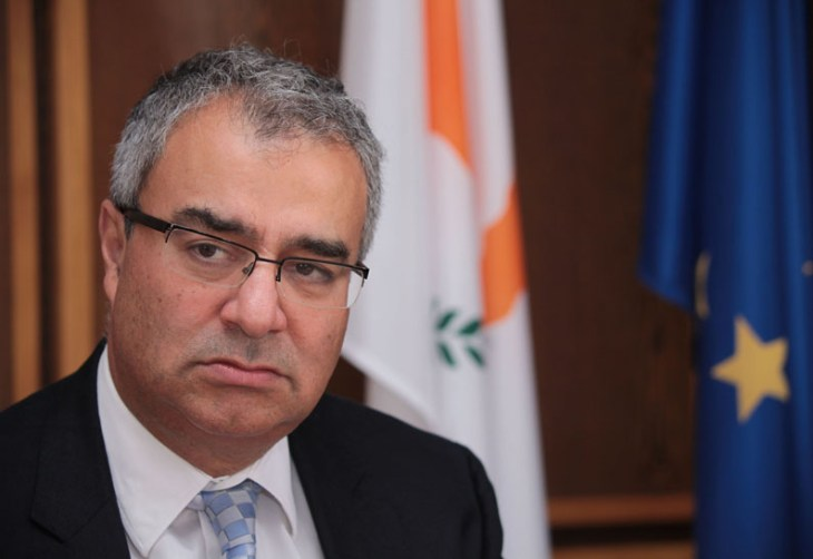 Demetriades denies hiding lower bailout estimates