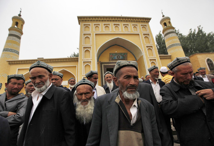 China: Islamist militants kill pro-Beijing imam in Xinjiang