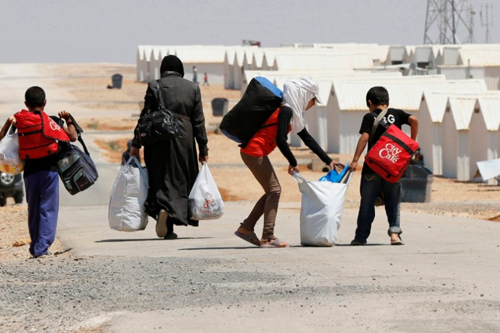 Syrian refugees top 3 million, half of all Syrians displaced