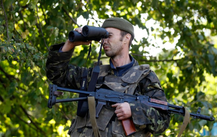 Ukraine PM tells army to be on full battle alert despite ceasefire
