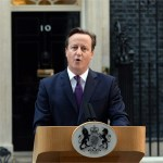 "UK PM Cameron says Scottish independence issue settled ""for a generation"""