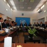 Leaders decide to accelerate talks