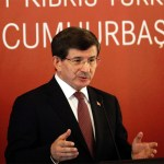 Davutoglu: let's talk two-state scenario for Cyprus