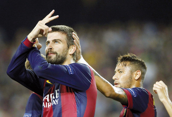 APOEL leave Barcelona with no points but with all the plaudits following heroic display