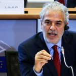 Education Minister meets Cypriot EU Commissioner Stylianides