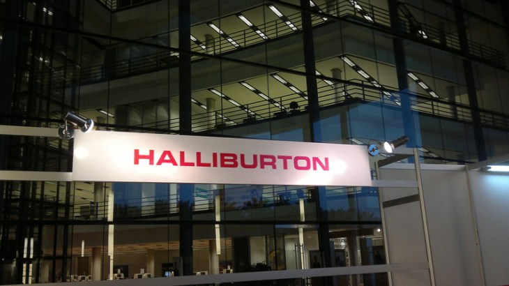 Tempers flare at House over Halliburton and 'green' law