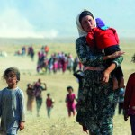 Islamic State militants seize Iraq village, press assault on Yazidis